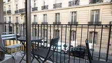 Apartamento Paris 7° - Terraça