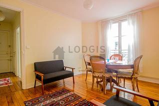 Квартира Rue Davioud Париж 16°