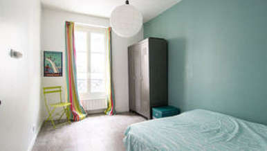 Appartement 2 chambres Paris 6° Luxembourg