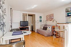 Квартира Париж 1° - Гостиная