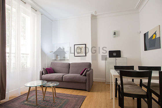 Location Appartement Chambre Paris Rue Olivier De Serres - Location appartement meuble paris 15