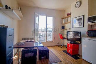 Canal Saint Martin Parigi 10° 1 camera Appartamento