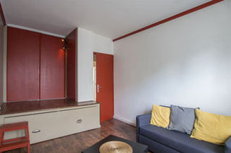 Квартира Rue De Belleville Париж 19°