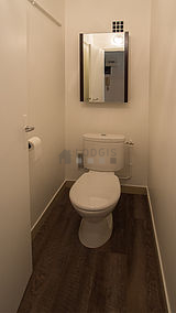 Apartment Paris 15° - Toilet