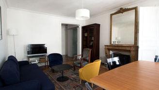 Квартира Rue De Mulhouse Париж 2°