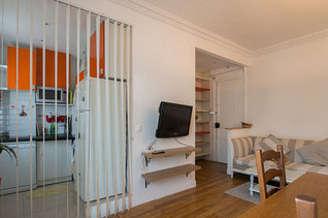 Issy-Les-Moulineaux 1个房间 公寓
