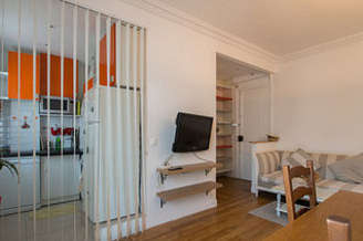 Issy-Les-Moulineaux 1 Schlafzimmer Wohnung