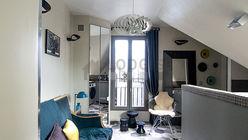Apartamento París 5° - Salón