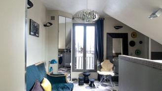 Wohnung Rue Gay Lussac Paris 5°