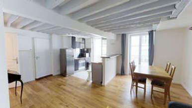 Monceau 巴黎8区 1個房間 公寓