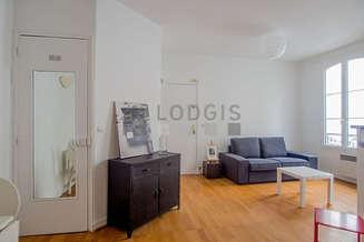 Levallois-Perret 1個房間 公寓