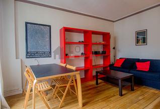 公寓 Rue Ponscarme 巴黎13区