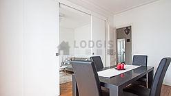 Wohnung Val de marne est - Esszimmer