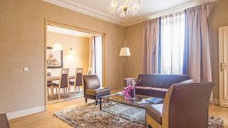 Wohnung Rue Soufflot Paris 5°