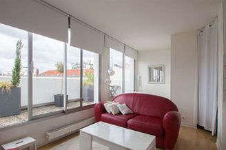 Bastille 巴黎11区 單間公寓 凹室
