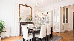 Apartamento Paris 9° - Sala de jantar