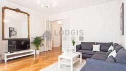 Wohnung Paris 9° - Wohnzimmer