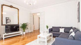 Apartamento Rue La Fayette París 9°