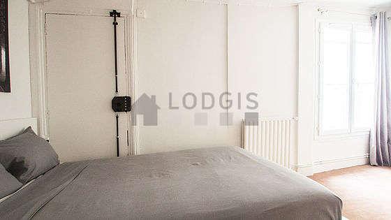Chambre très calme pour 2 personnes équipée de 1 lit(s) d'appoint de 140cm