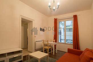 Ternes – Péreire Paris 17° Estúdio com espaço dormitorio