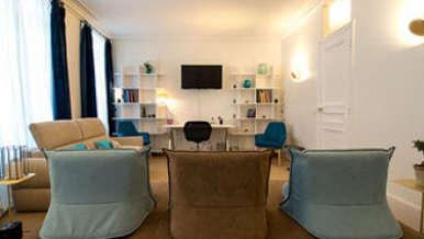 Luxembourg 巴黎6区 1个房间 公寓