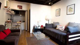 Квартира Rue Quincampoix Париж 3°