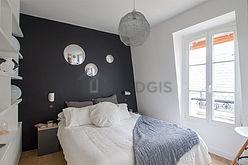 Apartamento París 6° - Dormitorio 2