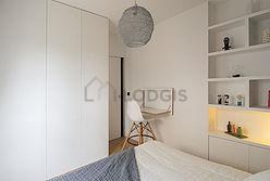 Apartment Paris 6° - Bedroom 2