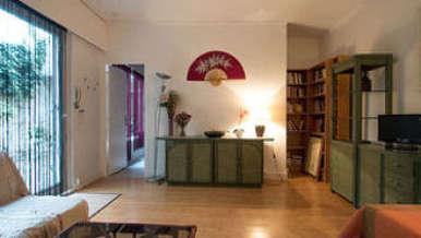 Gambetta Париж 20° 1 спальня Квартира