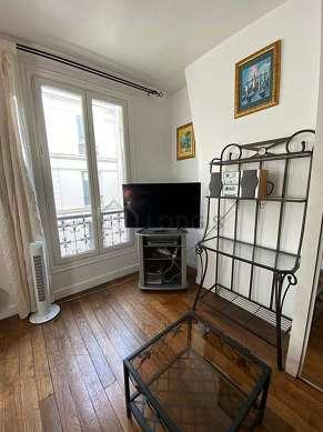 Location Studio Paris 11 Rue De Belfort Meuble 21 M Bastille