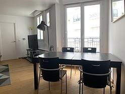 Appartamento Parigi 2° - Soggiorno