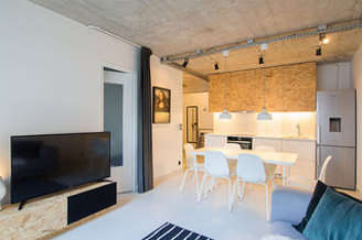 Bercy Париж 12° 2 спальни Квартира