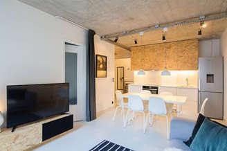 Bercy París 12° 2 dormitorios Apartamento