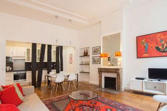 Квартира Rue Jean Jacques Rousseau Париж 1°