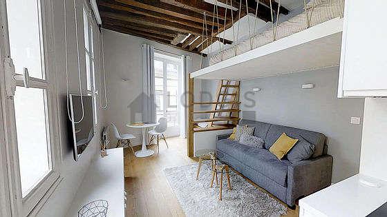 Location Studio Paris 6 Rue Mazarine Meublé 23 M² Saint Germain