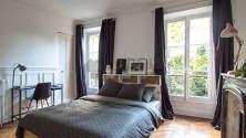 Квартира Париж 9° - Спальня