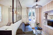 Appartement Paris 14° - Séjour