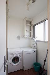 Apartment Hauts de seine Sud - Laundry room