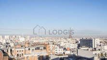 Apartamento París 15° - Terraza