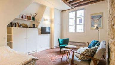Studio Paris 4° Place des Vosges – Saint Paul