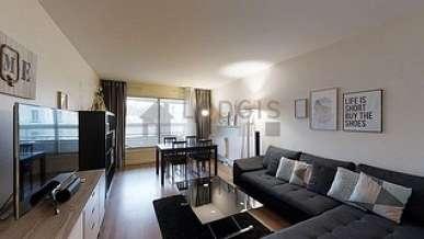 Porte de Versailles Paris 15° 2 bedroom Apartment