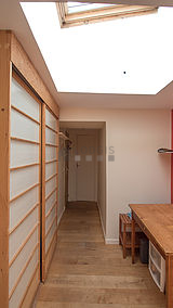 公寓 巴黎18区 - 門廳