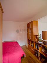 Appartement Paris 14° - Alcove