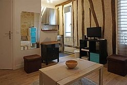 公寓 巴黎18区 - 客厅