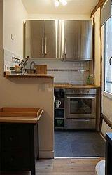 Apartamento París 18° - Cocina