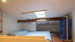 Apartment Paris 17° - Mezzanine