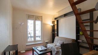 Apartamento Villa Berthier París 17°