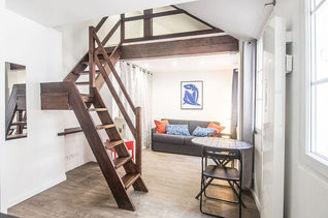 Appartement Rue Du Pont-Aux-Choux Paris 3°