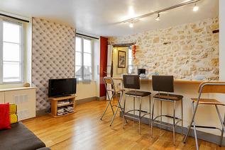 Квартира Rue De Turenne Париж 3°
