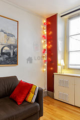Apartment Paris 3° - Living room